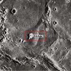 Existe una base en la Luna y la NASA ayudó a encubrirla