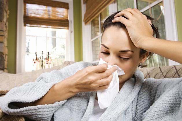 sintomas gripe 2018