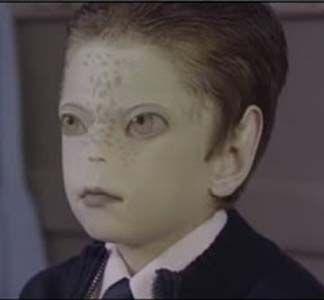 Este video de un niño extraterrestre, fue publicado en Chile por UNICEF