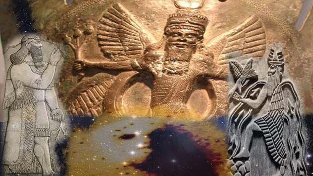 Oracion a Dios Padre: aparecen en las leyendas mitológicas antiguas
