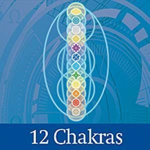 Nuestro sistema de chakras avanzará a una plantilla de 12