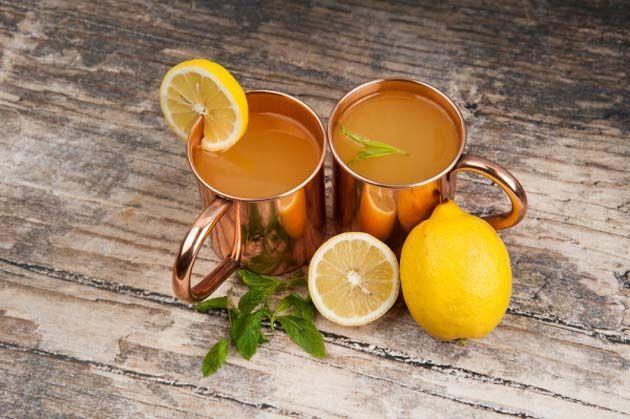 11 razones por las que debe beber agua en vasijas de cobre