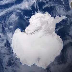 Sedetectó en la Antártida unevento similar a los rayos cósmicos