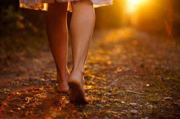 Como meditar: Meditar caminando despeja su mente
