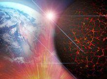 La interacción de Nibiru con el sol, es responsable del clima anormal