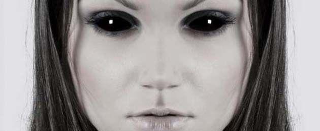 Encuentros: un encuentro aterrador con adultos de ojos negros