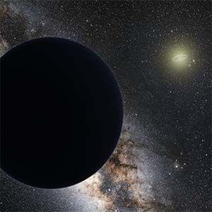 Un planeta enano desconocido circula en los confines del sistema solar