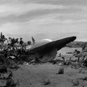 El dossier detalla cómo cayó el OVNI el 2 o 3 de julio de 1947