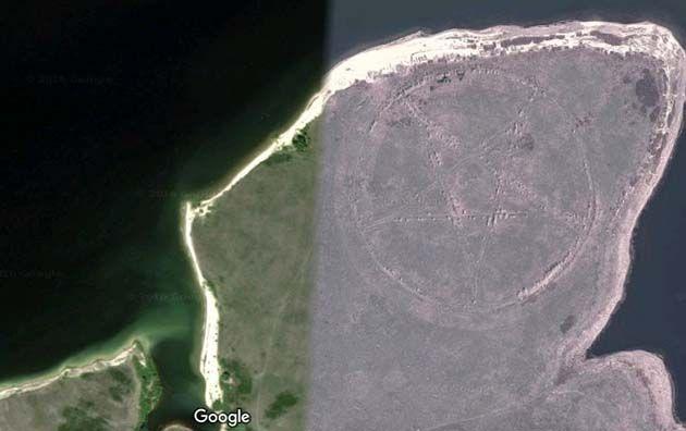 7 avistamientos muy extraños en Google Maps