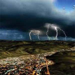 """Weather Warfare: """"Ser propietario del clima para uso militar"""""""