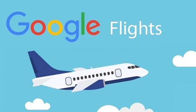 Google Flights 1 predice retrasos sin información disponible