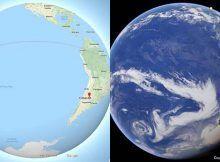 Google Maps declara la guerra a la teoría de la tierra plana