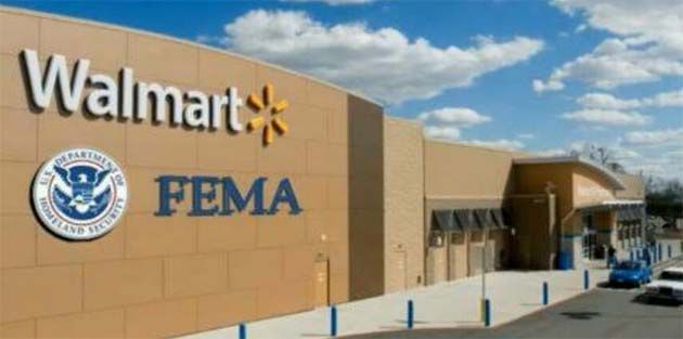 Teoría de la conspiración de Walmart
