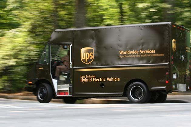 UPS tracking y FedEx