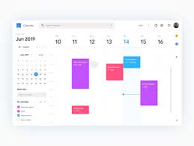 Google Calendar: 1 permite realizar seguimiento de su agenda