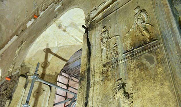 Magia negra: la cámara de la Iglesia, ha sido cuidadosamente restaurada