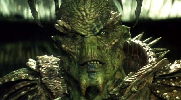Evolución: Reptilianos y Nephilim: nueva etapa en la evolución biológica
