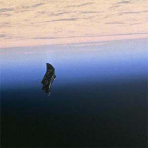 Satélite mapa: Black Knight orbita la Tierra en una órbita casi polar