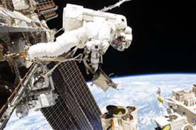 Satelite en vivo: 1 bacterias ingresaron accidentalmente del espacio exterior