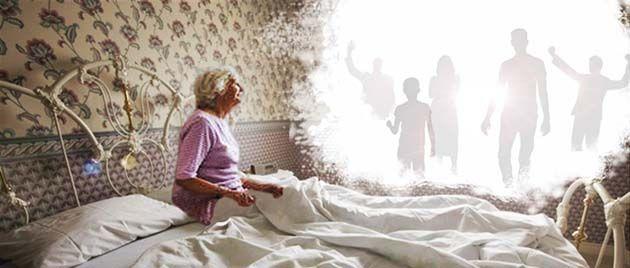 Tarot angeles gratis: ayudan a hacer la transición al cielo antes de la muerte