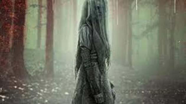 Libro infernal: veían el fantasma de 1 mujer ensangrentada
