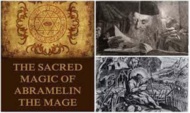 Curso de cabala: El Libro de Abramelin el Mago data de los siglos XIV y XV