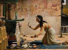 Conjuross: personas anónimas escribieron los conjuros en copto