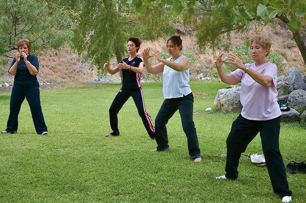 Epoc tratamiento: Tai Chi como opción de tratamiento