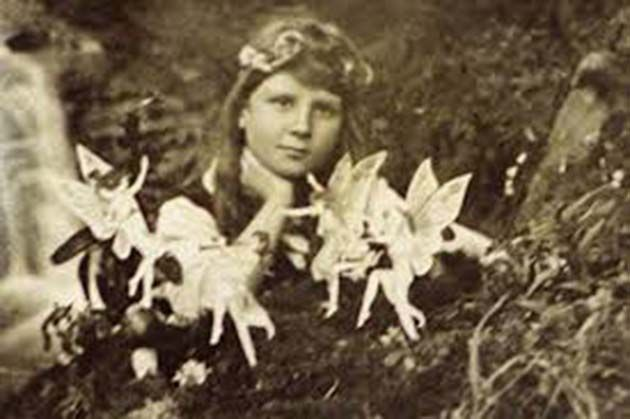 Magia de hadas: el misterio de las hadas de Cottingley