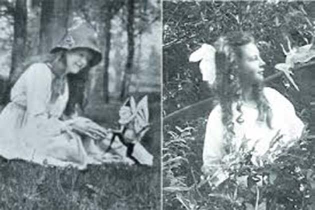 Magia de hadas: el misterio de las hadas de Cottingley 1917