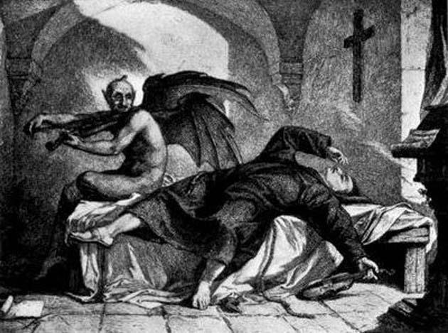 Estudio biblico sobre los demonios: es posible tener hijos con demonios, 1690