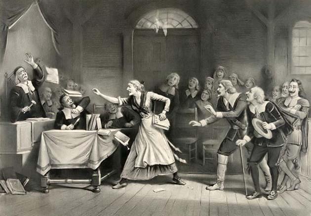 Hechizos de brujeria: sucedió a finales del siglo 15 y principios del 16