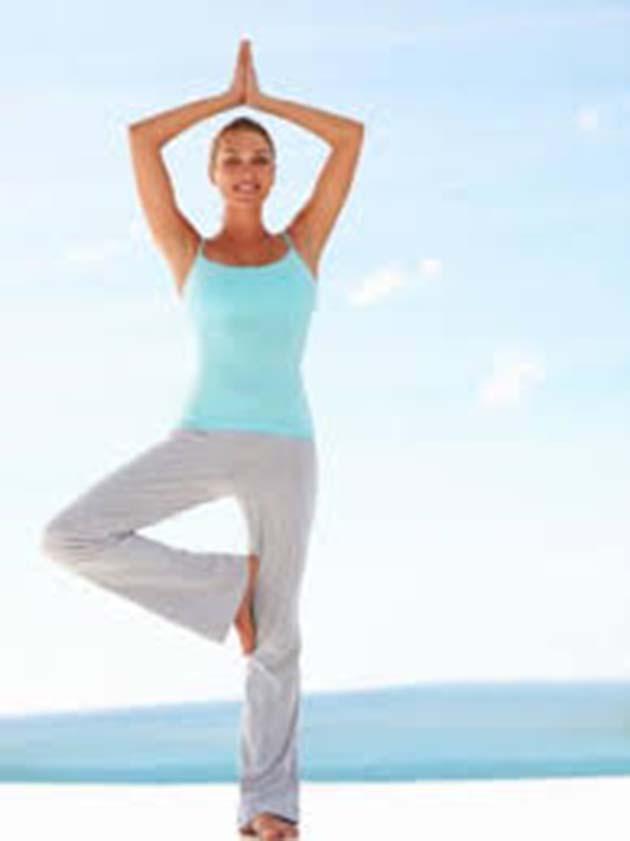 Yoga online: revierte la ansiedad y el estrés en 3 minutos