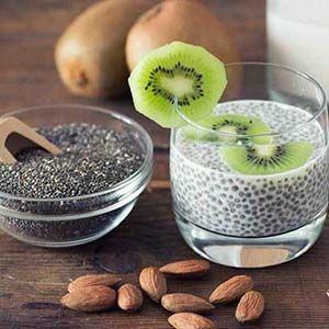 Semillas chia colesterol: las semillas de Chia son beneficiosas para su piel
