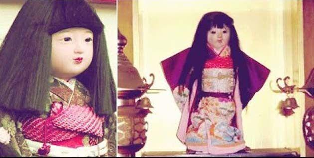 Las Muñecas: historias de la muñeca embrujada japonesa
