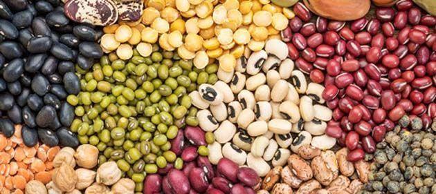 Proteinas: fuente de proteínas, fibras, vitaminas y minerales