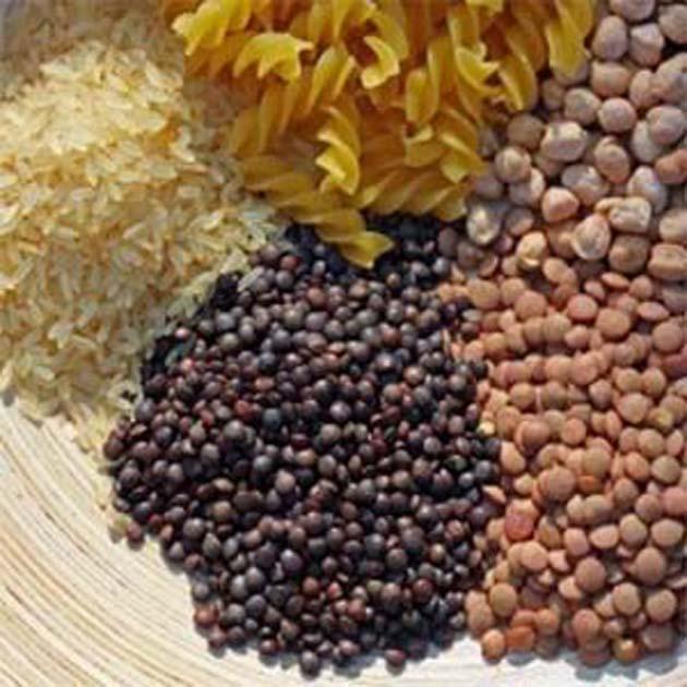 Proteinas: 1 fuente de proteínas, fibras, vitaminas y minerales