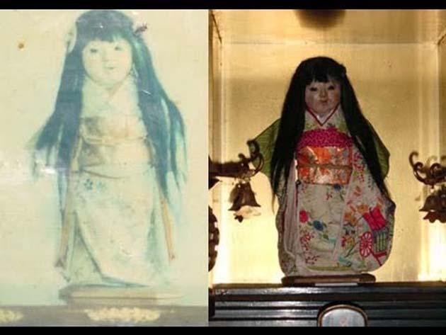 Las Muñecas: 1918 historia de la muñeca embrujada japonesa