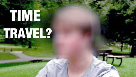 Libro Viajeros del Tiempo: Viajero del Tiempo afirma haber nacido en 2043