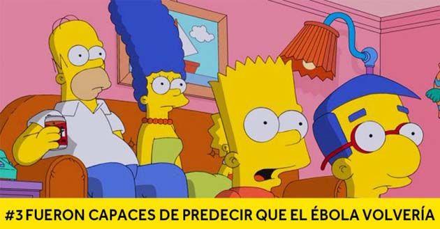 Los Simpson: 11 predicciones hechas por Los Simpson