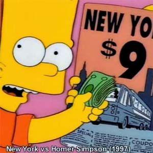The simpsons hit & run: 11 predicciones hechas por Los Simpson
