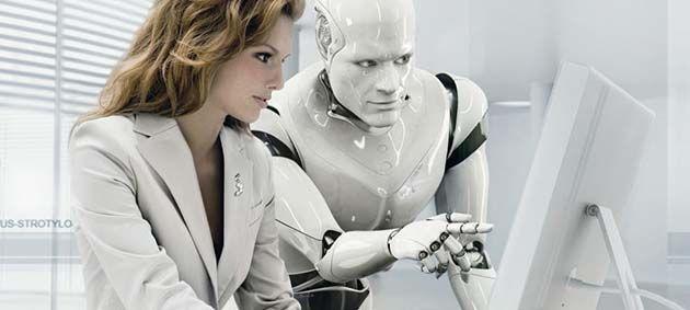 Robot: ¿podremos tener relaciones románticas con los robots?