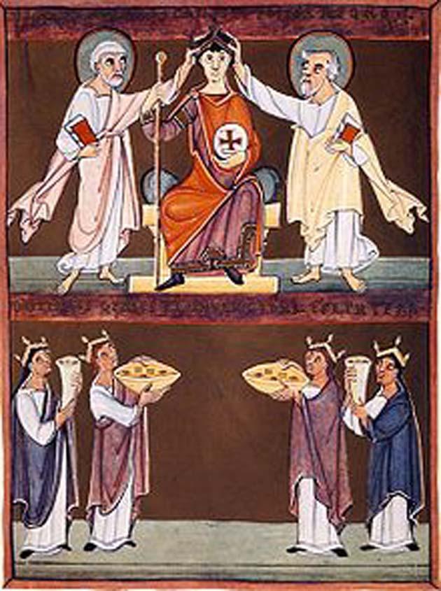 Historia de la iglesia catolica: quedaron 300 años sin contabilizar