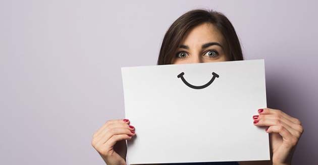 Ayuda psicologica: ¿puedes resolver tus problemas con una sonrisa?