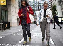 Telefono: los carriles evitan que se encuentren entre sí