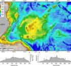 Filipinas: la caldera de 150 km está en la cresta de Benham Rise