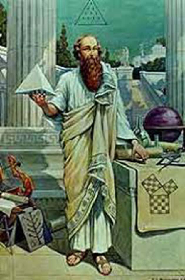 Pitagoras: 1 Doctrina de la Transmigración de las Almas