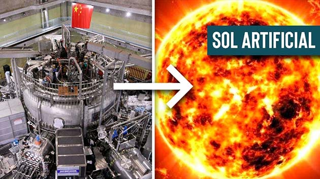 Calor: el nombre real del sol artificial de China es HL-2M