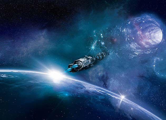 Portal: quieren abrir 1 portal a un universo paralelo