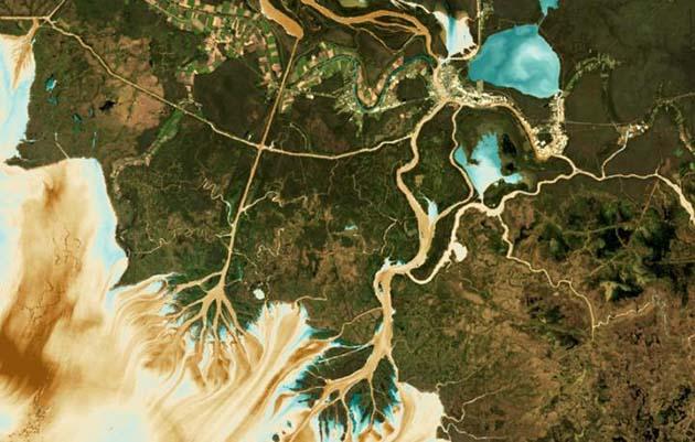 Calidad del agua: 6 millones de observaciones del agua